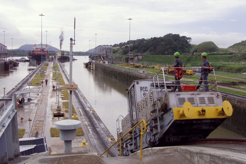 The Panama Canal will be turned over to the government of Pa